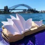 Sydney Opera House Pop-up Card