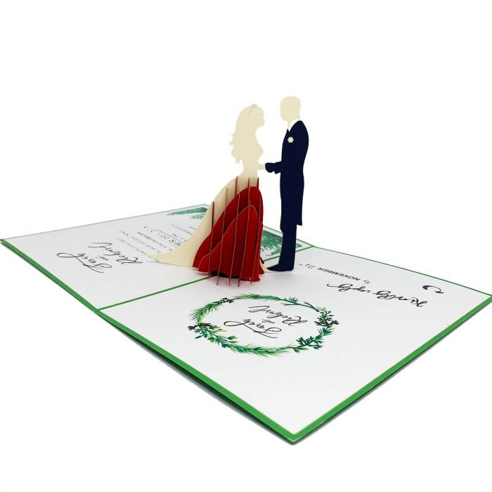 LovedUp Wedding Invitation